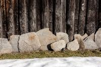 Rand van stenen