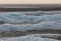 Kruiend ijs Stavoren